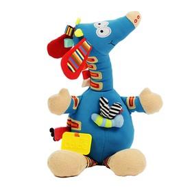 Развивающая игрушка «Забавный зверь», музыкальная