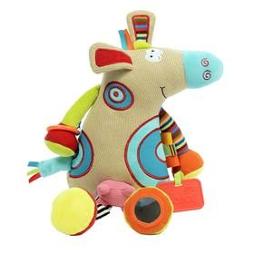 Развивающая игрушка «Коровка»