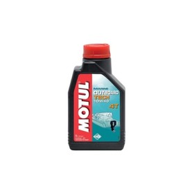 Моторное масло MOTUL Outboard TECH 4T 10W-40, 1 л Ош