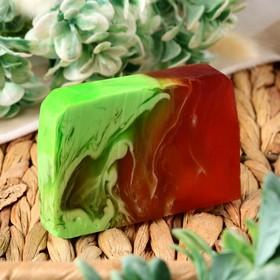 """Косметическое мыло для бани и сауны """"Цветы магнолии"""", """"Добропаровъ"""", 100 гр."""