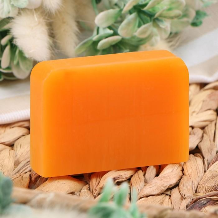 """Натуральное мыло для бани и сауны """"Пчелиный воск"""" 100гр"""