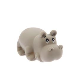 Резиновая игрушка для игры в ванной «Бегемот»
