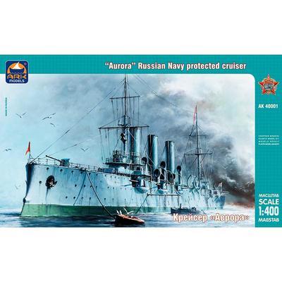 Сборная модель «Крейсер Аврора» - Фото 1