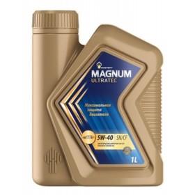 Моторное масло  Rosneft Magnum Ultratec 5W-40, 1 л синт
