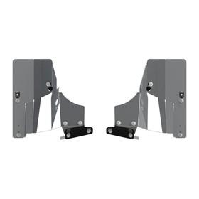 Защита колесных арок, CAN-AM Commander (MAX), 1000, 2015-, AL 4 мм Ош