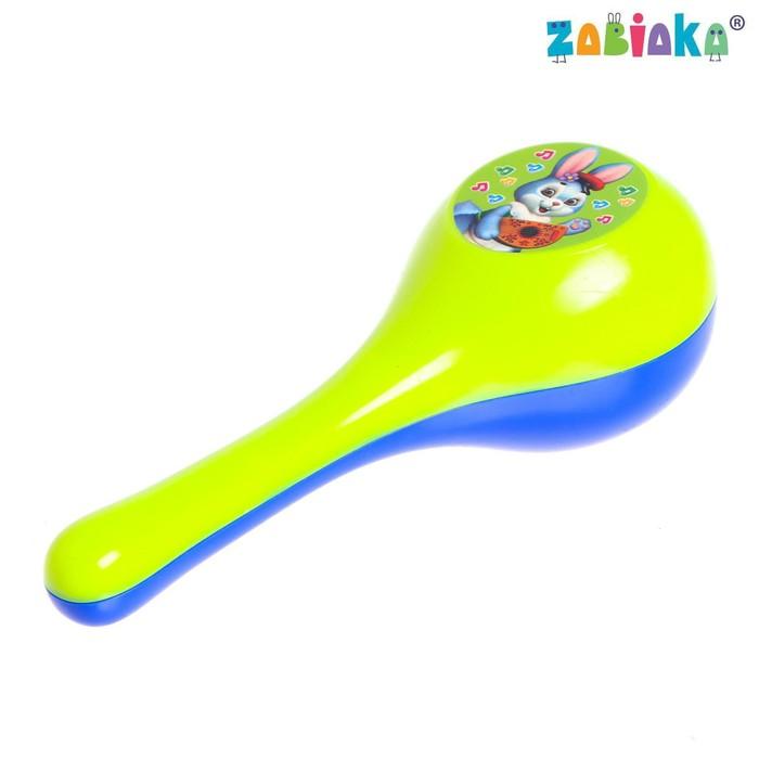 Детская музыкальная игрушка Маракас, МИКС