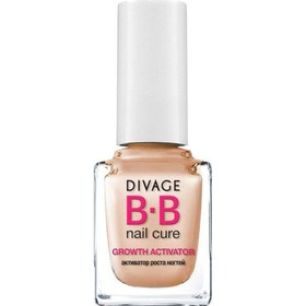 Активатор роста ногтей nail growth activator Divage BB новинка