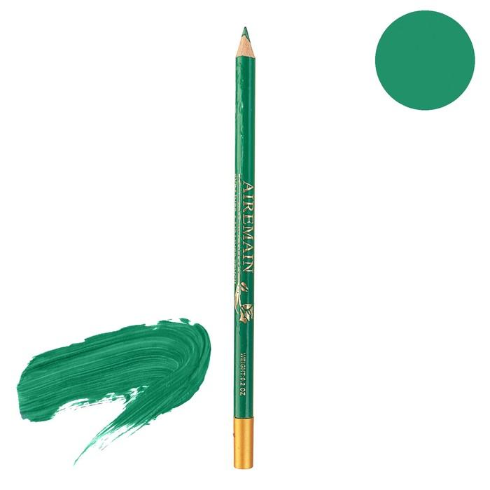 Карандаш Aireman, с точилкой, темно-зеленый 60