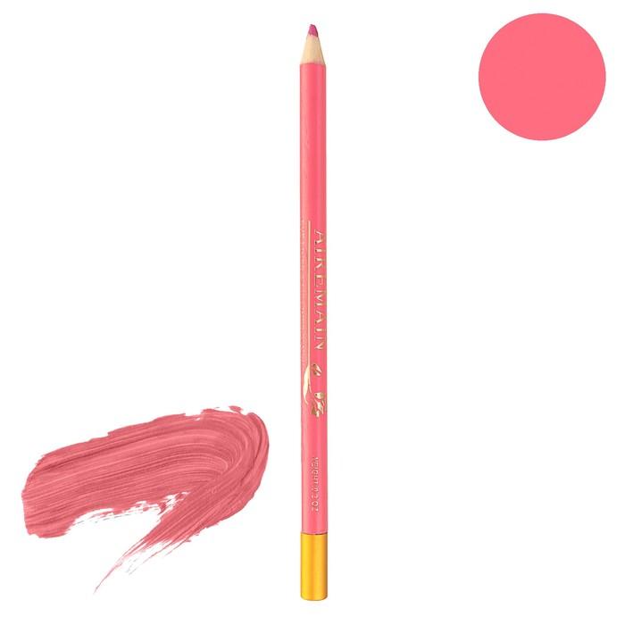 Карандаш Airemain, с точилкой, розовый 44