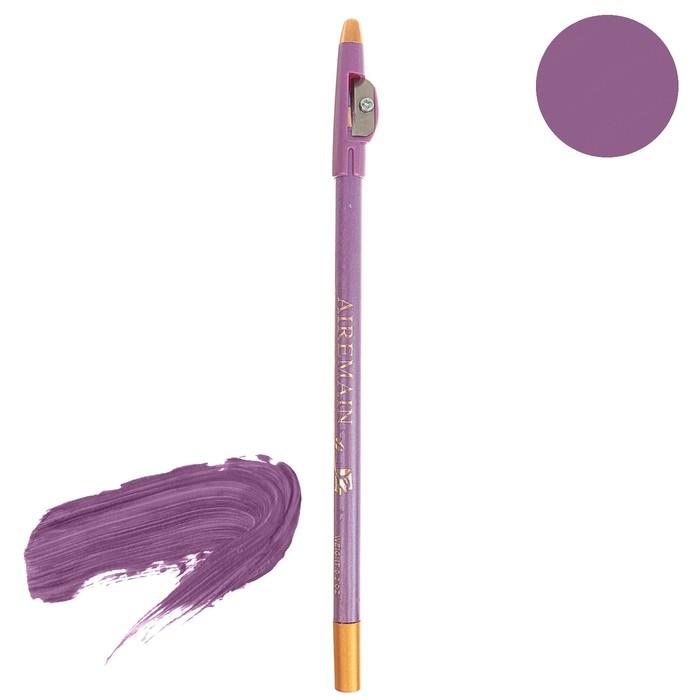 Карандаш Aireman, с точилкой, светло пурпурный 56