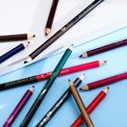 Набор карандашей Aireman  с точилкой 12 шт, микс