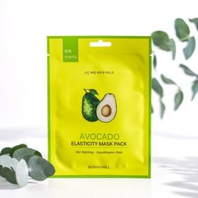 Маска для лица BONNYHILL   с экстрактом авокадо