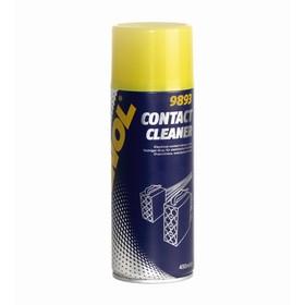 Очиститель контактов MANNOL Contact Cleaner 9893, 450 мл Ош