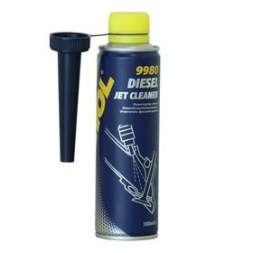 Очиститель форсунок дизеля MANNOL Diesel Jet Cleaner 9980, 200 мл Ош