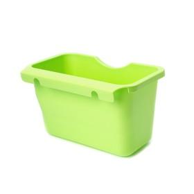 Контейнер для мусора на дверцу шкафа, зеленый Ош