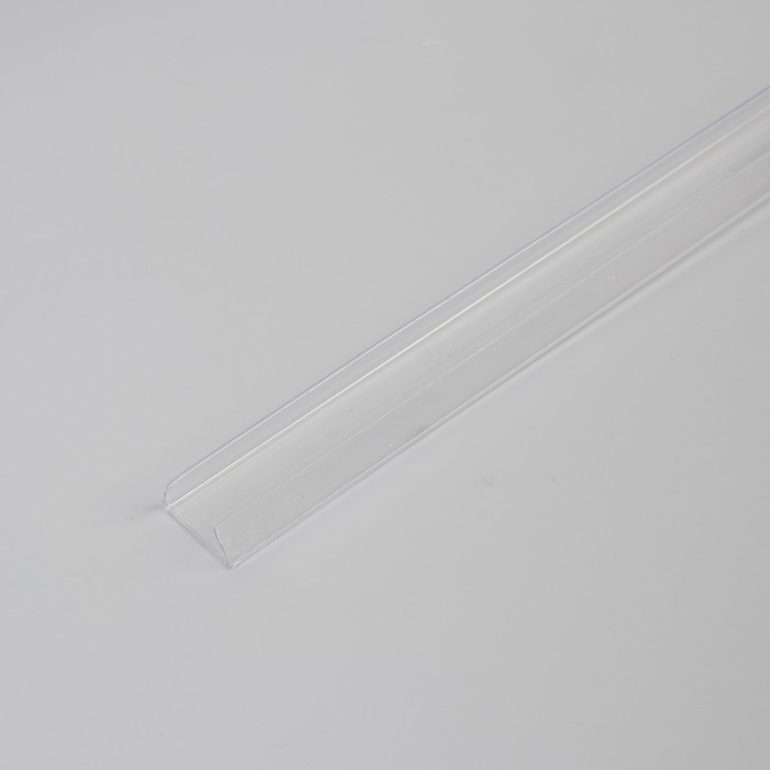 Короб монтажный для неона D 10 мм, пластик, 1 метр