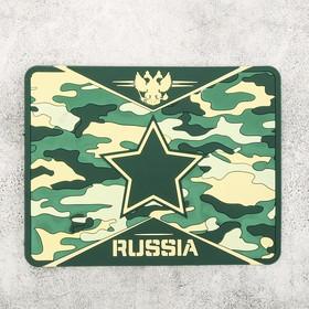 Прилипало на панель Russia Ош