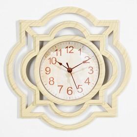 Часы настенные, серия: Интерьер, 'Мечта', 25х25 см Ош