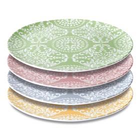 Набор тарелок, 30 см, 4 шт