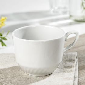 Чашка чайная «Бельё», 250 мл Ош