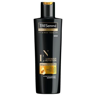 Шампунь для волос Tresemme Luminous Nutrition, питательный, 230 мл - Фото 1