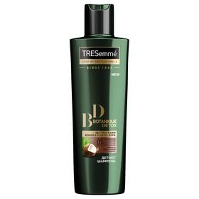 Шампунь для волос-детокс Tresemme Botanique Detox, с экстрактами кокоса и алоэ вера, 230 мл