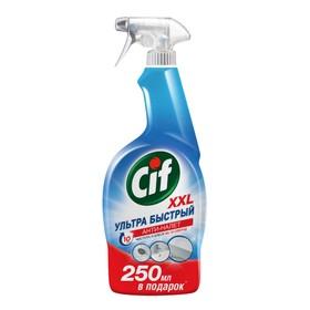 Чистящее средство Cif «Анти-налёт», для ванной, 750 мл