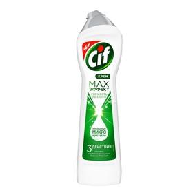 Крем чистящий Cif Max Эффект «Свежесть эвкалипта», 450 мл