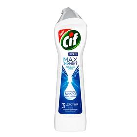 Крем чистящий Cif Max Эффект «Ледяной бриз», 450 мл