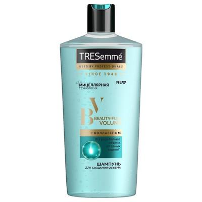 Шампунь для волос Tresemme Beauty-Full Volume для создания объёма, питательный, 650 мл - Фото 1
