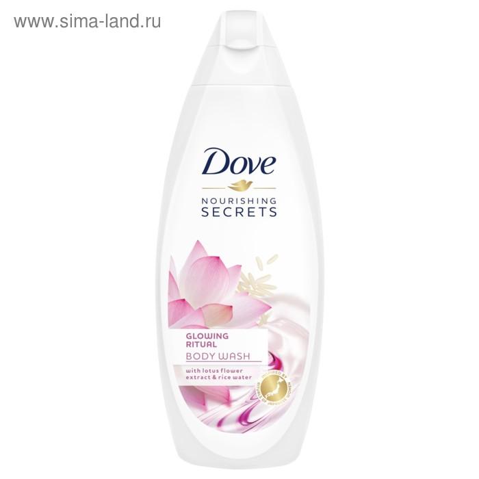 Крем-гель для душа Dove Nourishing Secrets «Сияние кожи», 250 мл