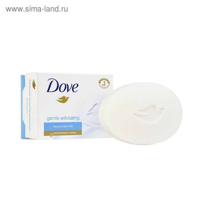 Крем-мыло Dove Gentle Exfoliating «Нежное отшелушивание», 100 г