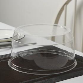 Тортница ПР-Т-193, крышка, 22,5х11 см, цвет прозрачный Ош