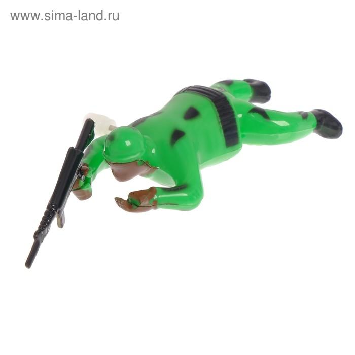 Игрушка заводная «Солдат»