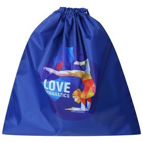 Чехол для гимнастического мяча Love gymnastics 28,5 х 29,7 см Ош