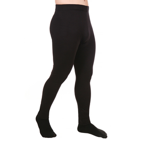 Брюки мужские термо, цвет чёрный, размер 54 Ош