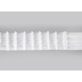Тесьма матовая в рулоне (50 м), ширина 6 см Ош