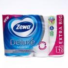 Туалетная бумага Zewa Deluxe Delicate Care, 3 слоя, 12 шт.