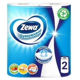 Бумажные полотенца Zewa Decor, 2 слоя, 2 шт. Ош