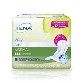 Урологические прокладки Tena Lady Slim Normal, 8 шт.