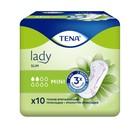 Урологические прокладки Tena Lady Slim Mini, 10 шт.