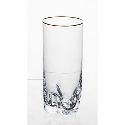 Набор стаканов для воды «Барлайн Трио», 300 мл, 6 шт.