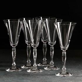 Набор бокалов для вина «Виктория», 230 мл, 6 шт.