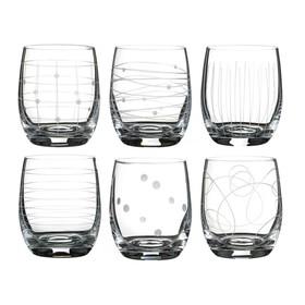 Набор стаканов для воды «Клаб Elements», 300 мл, 6 шт