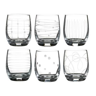 Набор стаканов для воды «Клаб Elements», 300 мл, 6 шт - Фото 1