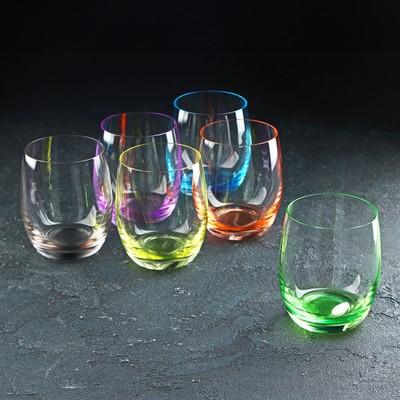 Набор стаканов для воды «Клаб», 300 мл, 6 шт.