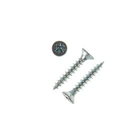 Саморезы универсальные TECH-KREP, ШУц, 4х25 мм, цинк, потай, 14000 шт.