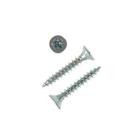 Саморезы универсальные TECH-KREP, ШУц, 6х40 мм, цинк, потай, 3500 шт.