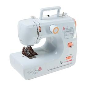 Швейная машина VLK Napoli 1600, 16 операций, полуавтомат, белая Ош
