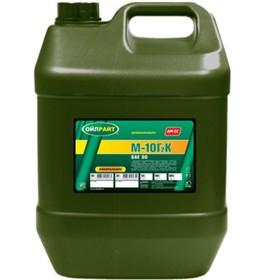 Масло моторное, минеральное OILRIGHT М10Г2К, 20 л